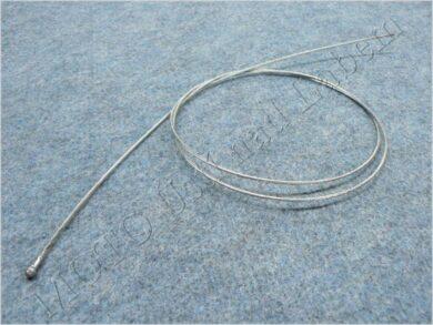 Steel cable, clutch ( Jawa,ČZ ) 150cm(011153)