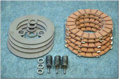 Disk, clutch friction - complete set ( Panelka,634 )(011876)