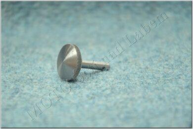 adjusting screw - lamp front (Pérák, Jawa-ČZ) raw(020428)
