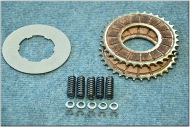 Disk, clutch friction - complete set ( Pionýr 20-23 ) ferodo  (111124)