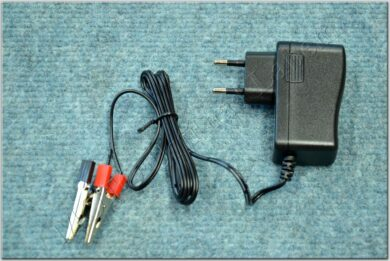 battery charger 6V 800mA(820116)