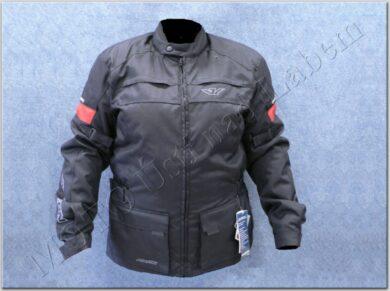 Jacket Radical, black-red ( AYRTON ) Size 3XL(880219)