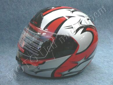 Full-face Helmet FF1 - littlestar red ( Motowell )(890076M)
