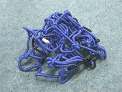 Helmet cargo net bag, w/ metal hooks ( MCN )(900101)