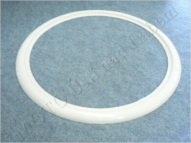 """White hem for tires 18"""" ( UNI ) set 4 pcs(920608)"""