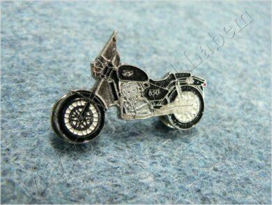 Pin badge JAWA 650 Classic (black)(930272)