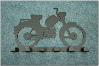 6-peg rack - Motorcycle Theme /  Stadion S22  (930805)