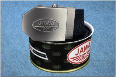 belt JAWA / textile black- size 150cm(930812)