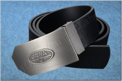 Belt JAWA black - Size 110 cm(930840)