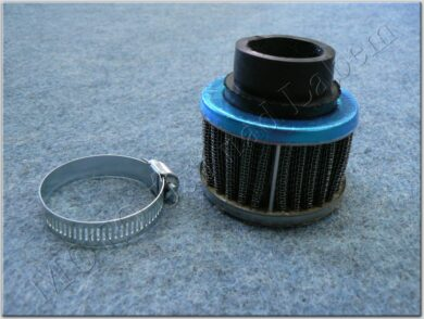 Air filter racing  D28, intake ( UNI ) cone little  (990080)
