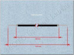 Bowden cable, Choke ( Panelka )(010138)