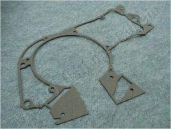 Gasket 0,5  , crankcase ( Pér,Kýv 350 )