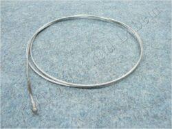 Steel cable, clutch ( Jawa,ČZ ) 130cm