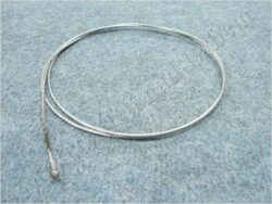 Steel cable, clutch ( Jawa,ČZ ) 160cm
