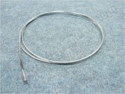 Steel cable, clutch ( Jawa,ČZ ) 200cm