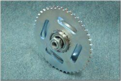 Sprocket wheel driven - 46z / komplet ( Kývačka )