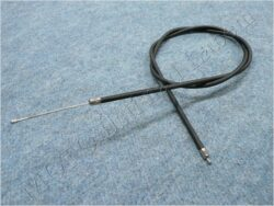 Bowden cable, Throttle valve - spiral turn ( Jawa,ČZ )