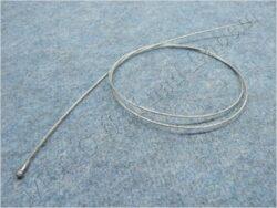 Steel cable, clutch ( Jawa,ČZ ) 145cm