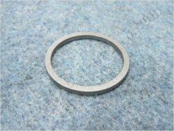 kroužek kolena výfuku 35x42x3 ( Kývačka 125,175 )