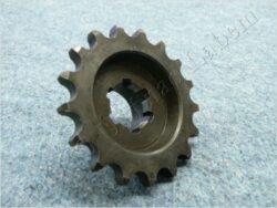 Sprocket wheel Fr. 17T. ( Kýv,Pan )