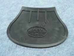 Mudflap, Fender, formed w/ logo JAWA ( Kyvacka,Panelka )