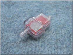 Fuel filter 4H5 ( UNI ) square