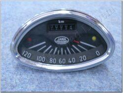 Speedometer 120 km/h ( Panelka 250 )