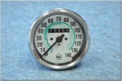 Speedometer 140 km/h ( Jawa 354 ) green