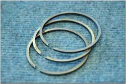 piston rings  (Jawa 250) set of 3pcs