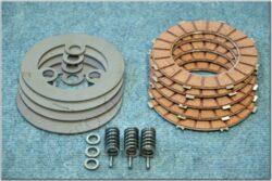 Disk, clutch friction - complete set ( Panelka,634 )