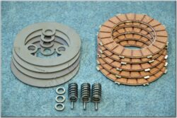 Disk, clutch friction - complete set ( Panelka,634 )