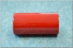 Case, shock absorber - upper ( Kýv,Pan ) red / RAL3004(011998)