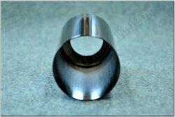 Case, shock absorber - upper ( Kýv,Pan ) black / RAL9005(011999)