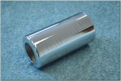 Case, shock absorber - upper ( Kýv,Pan ) chrome CZK