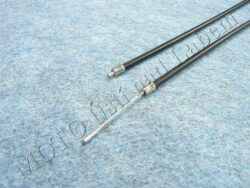 Bowden cable, Throttle valve - spiral turn ( Jawa 353,354 /  ČZ )(010015)