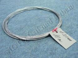 Steel cable 2,0mm ( UNI ) package 10m