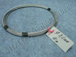 Steel cable 3,0mm ( UNI ) package 10m