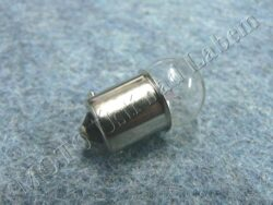 Bulb 6V 15W BA15S