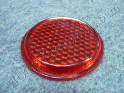 Glass, Rr. mudguard reflector ( Jawa,ČZ )