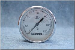Speedometer 120 km/h ( Pérák FJ )
