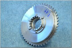 sprocket rear - 47t / with carrier (Perak) D = 160mm
