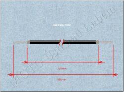 Bowden cable, Choke ( Jawa 500 OHC )(030043)