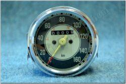 Speedometer 160 km/h ( Jawa 500 OHC 02 )