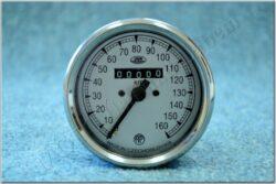 Speedometer 160 km/h ( Jawa 500 OHC 01 )