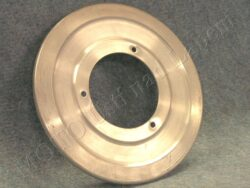 Cover, Rr. wheel hub ( ČZ )