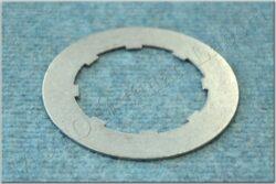 Disk, clutch plate ( Jawa,ČZ - 125,175 ) orig.