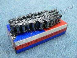 Chain, primary drive 3/8x3/8 54L. ( Jawa,ČZ - 125,175 )
