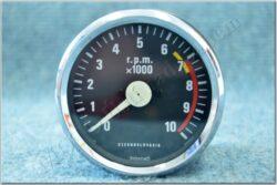 tachometer (Jawa 634) chrome frame