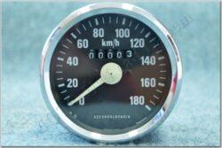 tachometer 180 km / h (Jawa 634) frame chrome