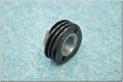 Nut+Wheel, tachometer drive worm gear ( Jawa 634-640 )